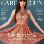 Rebecca Rebouché - Cover of Garden & Gun Magazine
